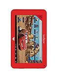 Lexibook Disney Cars HD 7 pouces Rouge