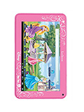 Lexibook Disney Princess HD 7 pouces Rose