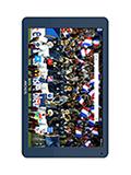 Archos 101d Platinum FFF Bleu
