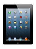 Apple iPad 4 Retina 32Go Noir Occasion