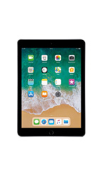 Apple iPad 9.7 32 Go Wifi (2018) Gris Sidéral