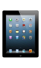 Apple iPad 4 Retina 16Go Noir