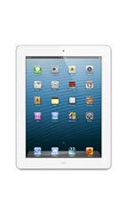 Apple iPad 4 Retina 16Go Blanc