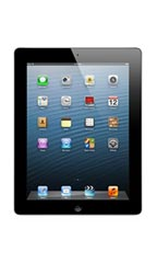 Tablette Apple iPad 4 Retina 16Go Noir Occasion
