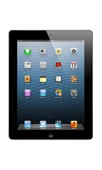 photo Apple iPad 4 Retina 32Go Noir