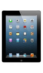 photo Apple iPad 4 Retina 32Go 3G Noir