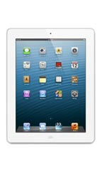 Tablette Apple iPad 4 Retina 128Go 3G Blanc