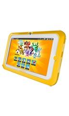 Tablette VideoJet KidsPad 2 Jaune
