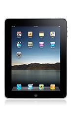 photo Apple iPad 1 16Go Noir