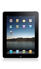 photo Apple iPad 1 32Go Noir