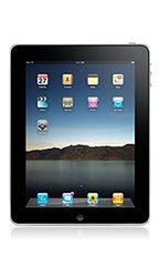 Tablette Apple iPad 1 32Go Noir Occasion