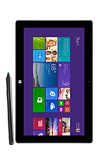 photo Microsoft Surface Pro 2 512Go Noir Titane
