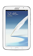 Tablette Samsung Galaxy Note 8.0 4G 16Go Blanc