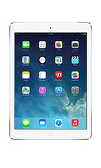 Tablette Apple iPad Air 64Go Argent
