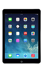 photo Apple iPad Air 16Go 4G Gris sidéral