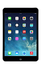 photo Apple iPad Mini Retina  16Go 4G Gris sidéral