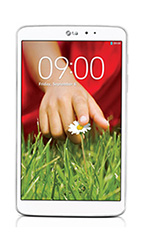 Tablette LG G Pad 8.3 16Go Blanc
