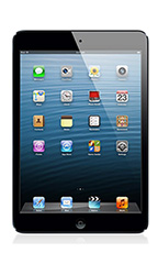 photo Apple iPad 4 Retina 16Go 4G Noir