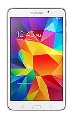 Tablette Samsung Galaxy Tab 4 7.0 8Go 4G Blanc