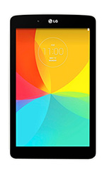 photo LG G Pad 8.0 Blanc