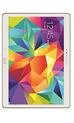 photo Samsung Galaxy Tab S 10.5 16Go 4G Blanc