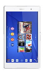Tablette Sony Xperia Z3 Tablet Compact 16Go 4G  Blanc