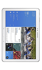 photo Samsung Galaxy Tab Pro 10.1 16 Go 4G Blanc