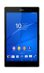 photo Sony Xperia Z3 Tablet Compact 32Go Wi-Fi Noir