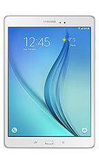 photo Samsung Galaxy Tab A Blanc