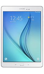 photo Samsung Galaxy Tab A 9.7 pouces 4G Blanc