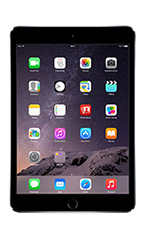 photo Apple iPad Mini 3 16Go 4G Gris Sidéral
