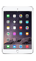 photo Apple iPad Mini 3 128Go 4G Argent