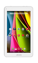 photo Archos 70c Cobalt Blanc