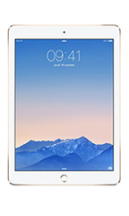 photo Apple iPad Air 2 128Go 4G Or