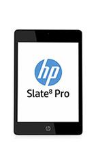Tablette HP Slate 8 Pro Blanc
