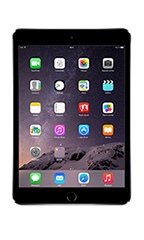 photo Apple iPad Mini 3 16Go Occasion Gris Sidéral