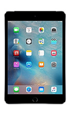 Tablette Apple iPad Mini 4 16Go Gris Sid�ral