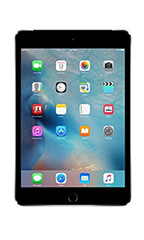photo Apple iPad Mini 4 4G 16Go Gris Sidéral
