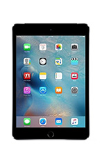 photo Apple iPad Mini 4 4G 64Go Gris Sidéral