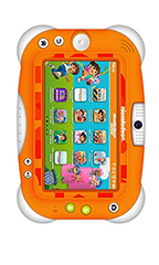 Tablette VideoJet NickelOdeon Orange