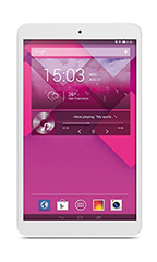 photo Alcatel OneTouch Pop 8 3G Blanc