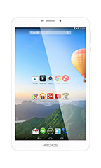 photo Archos 80b Xenon 8Go Blanc