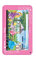 photo Lexibook Disney Princess HD 7 pouces Rose
