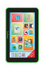 Tablette Lexibook LexiTab Fluo Vert