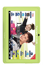 photo Lexibook Tablet Kids Vert