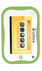 photo Lexibook Tablet Junior 2 Vert