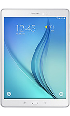 photo Samsung Galaxy Tab A 9.7 pouces 16Go Blanc