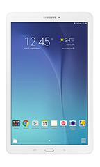 photo Samsung Galaxy Tab E 9.6 pouces 3G Blanc