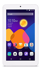 Tablette Alcatel Pixi 3 7 Pouces Blanc
