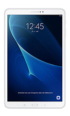 photo Samsung Galaxy Tab A 10.1 pouces (2016) Blanc